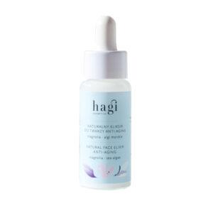 Hagi, naturalny eliksir do twarzy Anti-Aging 30ml